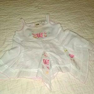 Faded glory handkerchief dress